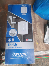 Electric shower brand new in a box