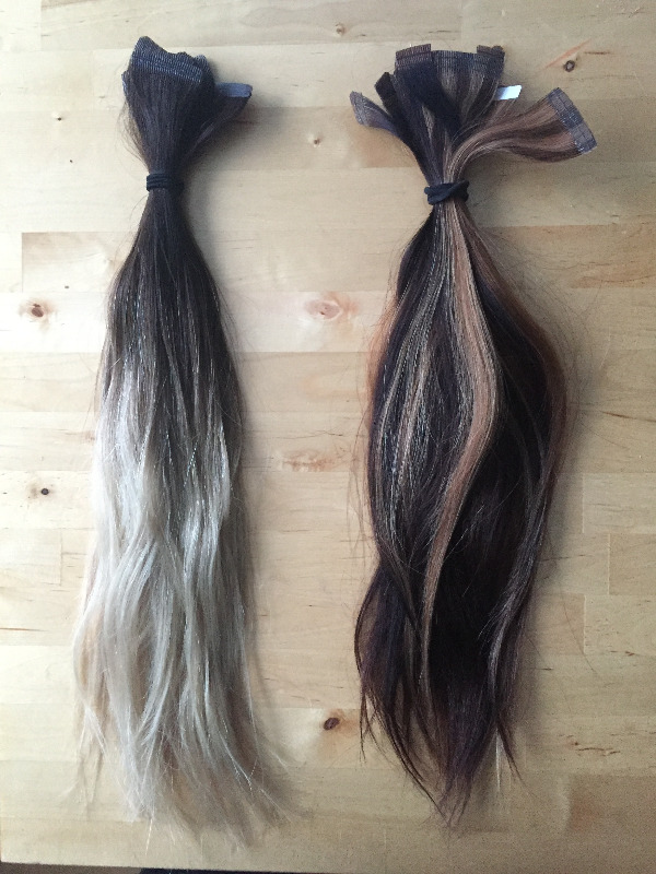 Tape In Hair Extensions Babe Brand Real Hair Make An Offer