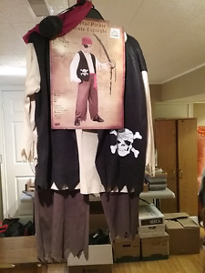 Child's Pirate costume