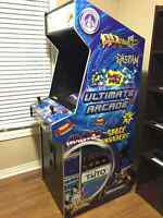 Ultimate Arcade 2 by Chicago Gaming with HyperSpin / Mame - 3600