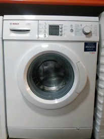 BOSCH 8KG WASHING MACHINE LATEST MODEL WITH DELIVERY AND WARRANTY