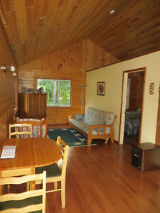 Cabin Rental for Hunting, Fishing, or Camping in Edgewood BC