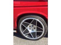 3SDM 0.05 alloy wheels