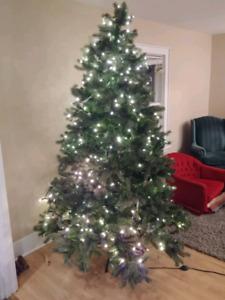 7.5' Artificial Christmas Tree