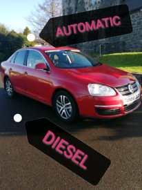 AUTOMATIC 2008 VW JETTA DIESEL FULL SERVICE HISTORY PART EX CONSIDERED
