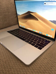 MacBook Pro 13 Inch - 256GB SSD - NEW Condition