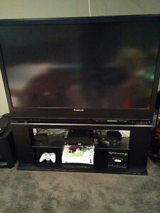 """50"""" back projection TV"""