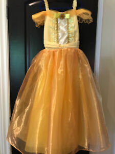 NEUF: Robe princesse Belle, Cendrillon, Moana, Raiponce, Frozen