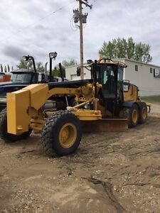 2007 GRADER CAT 160M VHP PLUS