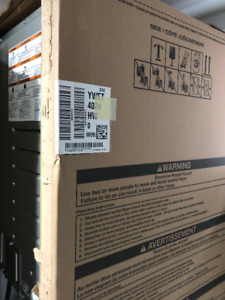 Brand NEW -Stackable Whirlpool Laundry Center