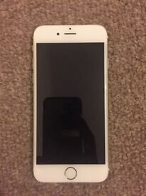 iPhone 6 white gold 80£ Ono (READ)