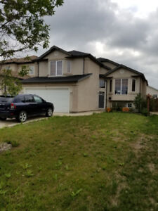 3 bedroom two bath in Richmond West close to U of M