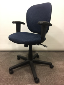 AUGUST FEATURE- Task Chair Yorkdale® Low Back Multi-Tilter $120