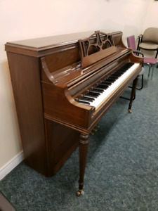 Vintage Lowrey Piano with Bench - Best Offer
