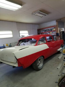 Classic Car – Rust Repair Services Offered!