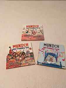 NEW Robert Munch Mini  Treasury Books