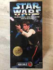 Star Wars Collector Series HAN SOLO - KENNER 1996 NEW