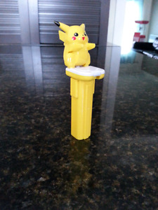 Pez pikachu, pez pokemon pikachu, pez de collection pikachu