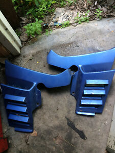 Honda Goldwing 1200 GL1200 lower cowl right and left