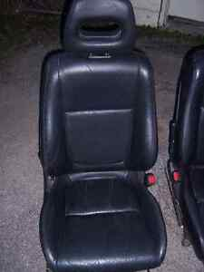 Honda Civic/Acura Integra Leather Seats, Set, Front and Rear