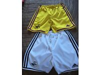 Youth XL Swansea city shorts