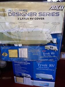 ADCO RV Camper Trailer Cover Winter Storage $400.