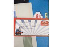 Thomas tank tickets