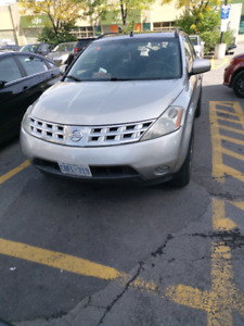 Urgent: Nissan Murano 2003 for $1499 with E-Test