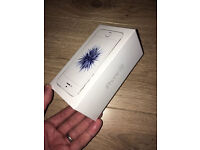 iPhone SE 64GB Silver - Brand New & Sealed, Unlocked, Apple Warranty