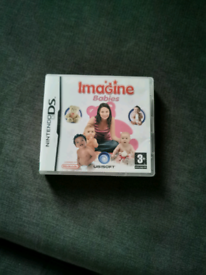 Imagine babies Nintendo ds game