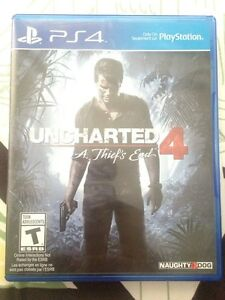 UNCHARTED 4 *REDUCED*