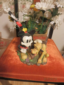 various mickey mouse items
