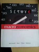 Macroeconomics - 13th Canadian edition