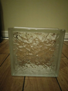 Looking for glass blocks