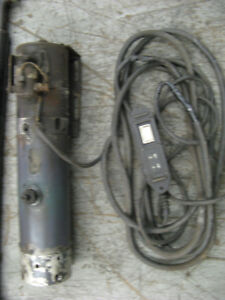 Hyd. pump 12v and cyliders