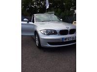 BMW 116i SE 07 REG £2995