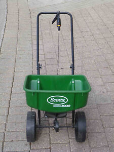 Spreader Sees, fertilizer