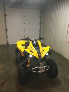 Can-Am renegade 800r 2014
