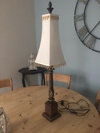 Hallway/Lounge Lamp - £290 new, have receipt