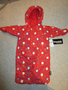 Brand New 6 month snowsuit