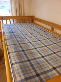 Standard single mattresses