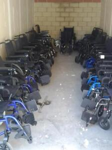 Need a wheelchair? walker? commode? Lift? recliner? bed?   HUGE LIQUIDATION ON NOW