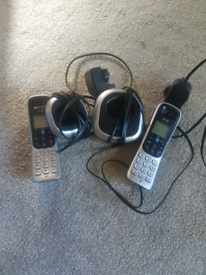 BT homephone set