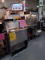 Restaurant spot for sale FULLY EQUIPPED