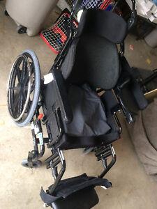 Tilting Wheelchair