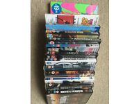 Collection of DVD's