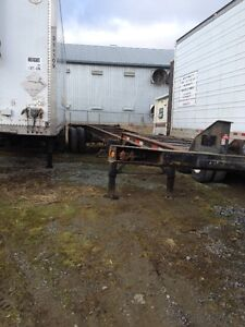 40 foot shipping container trailer