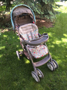 Graco Baby Stroller (Trio carseat model)