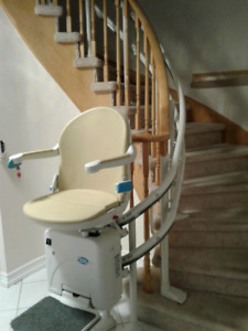 Chair lift 270lbs cap