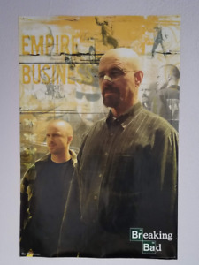 Breaking Bad Poster. Great Condition